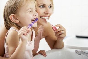 Here are 4 good brushing and flossing tips for your family from your dentist in Tappan.