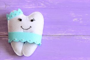 plush tooth fairy